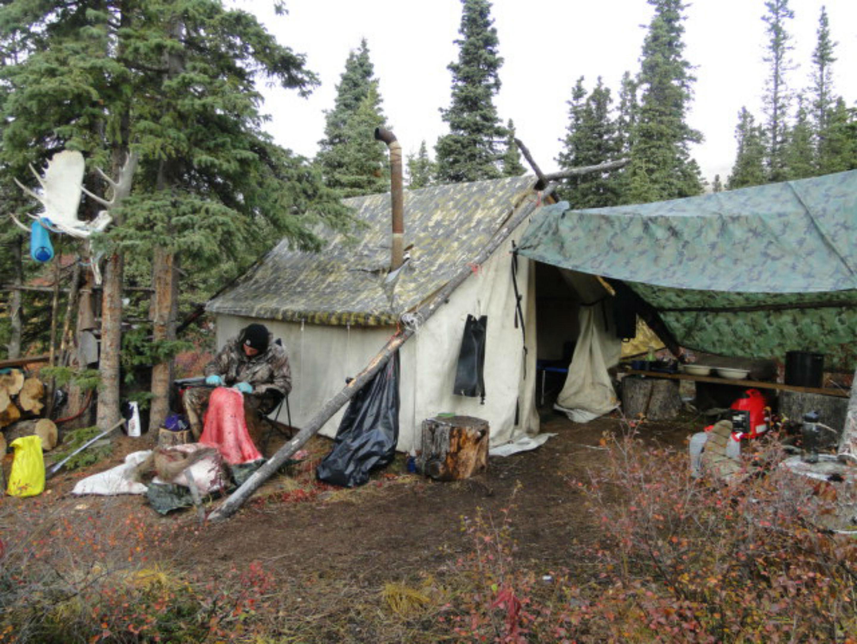 Moose Camp Rampage Alaska